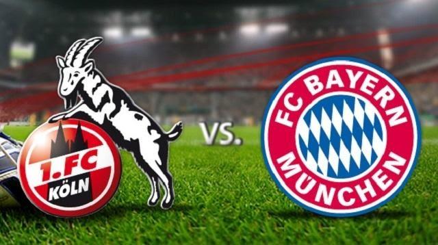 Soi keo Cologne vs Bayern Munich, 31/10/2020