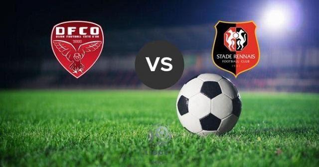 Soi keo Dijon vs Rennes, 18/10/2020