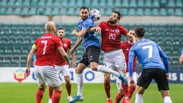 Soi keo Estonia vs Armenia, 15/10/2020