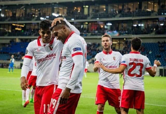 Soi keo FK Zorya Luhansk vs Braga, 30/10/2020