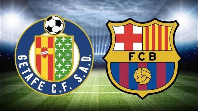 Soi keo Getafe vs Barcelona, 18/10/2020