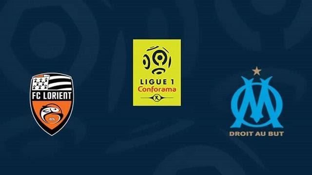 Soi keo Lorient vs Olympique Marseille, 25/10/2020