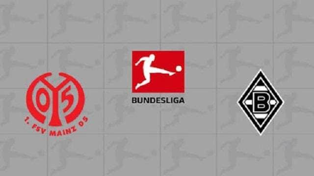 Soi keo Mainz 05 vs Borussia M'gladbach, 24/10/2020