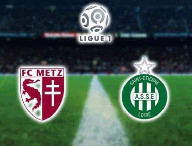 Soi keo Metz vs Saint-Etienne, 25/10/2020