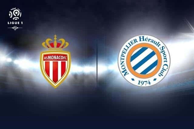 Soi keo Monaco vs Montpellier, 18/10/2020