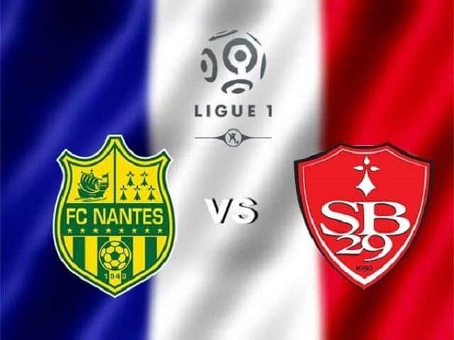 Soi keo Nantes vs Brest, 18/10/2020