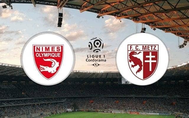 Soi kèo Nîmes vs Metz, 1/11/2020