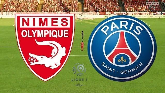 Soi keo Nîmes vs PSG, 18/10/2020