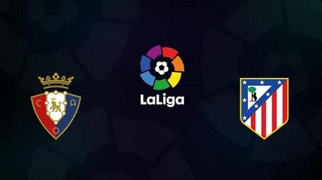 Soi keo Osasuna vs Atl. Madrid, 1/11/2020