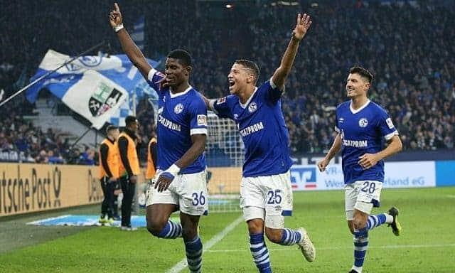 Soi keo Schalke 04 vs Union Berlin, 18/10/2020