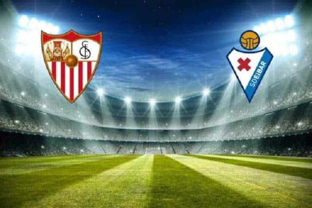 Soi keo Sevilla vs Eibar, 25/10/2020