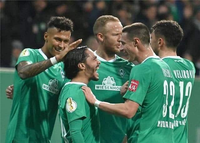 Soi koo Werder Bremen vs Arminia Bielefeld, 3/10/2020