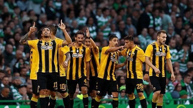 Soi keo AEK Athens vs Zorya, 27/11/2020
