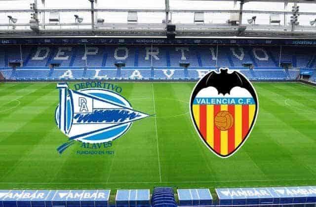 Soi keo Alaves vs Valencia, 22/11/2020