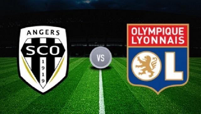 Soi keo Angers SCO vs Olympique Lyonnais, 22/11/2020