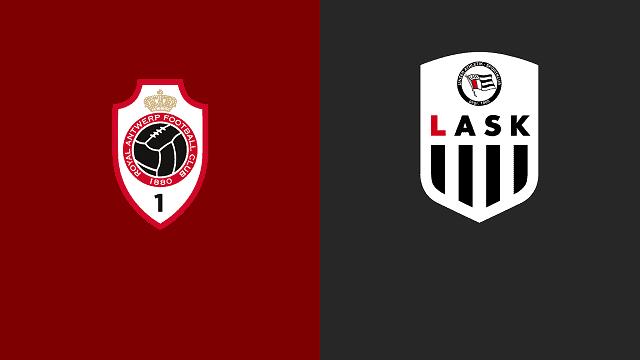 Soi ko Antwerp vs LASK, 06/11/2020