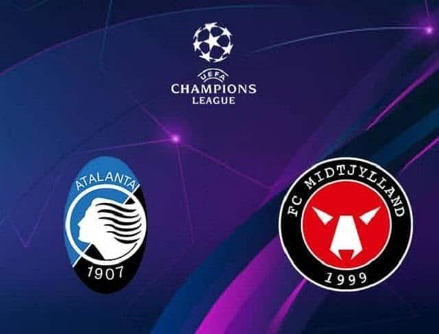 Soi kèo Atalanta vs Midtjylland, 02/12/2020