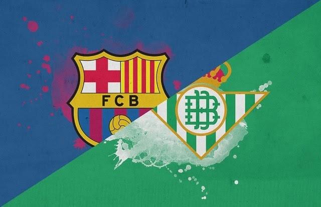 Soi keo Barcelona vs Betis, 7/11/2020