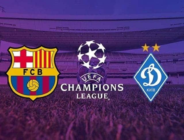 Soi kèo Barcelona vs Dynamo Kyiv, 05/11/2020