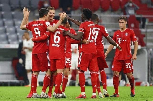 Soi keo Bayern Munich vs Werder Bremen, 21/11/2020