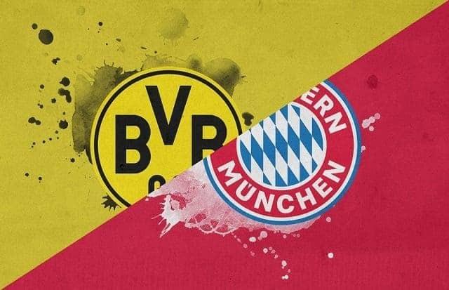 Soi ko Borussia Dortmund vs Bayern Munich, 8/11/2020