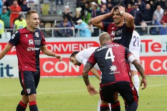 Soi keo Cagliari vs Spezia, 30/11/2020