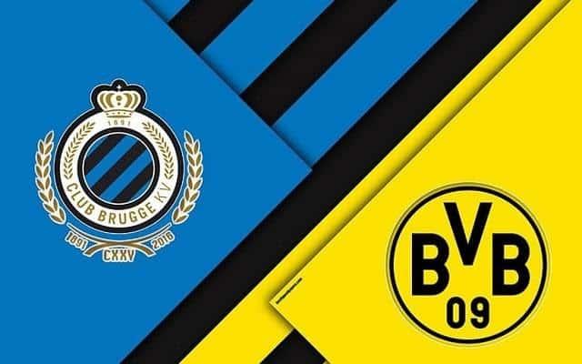Soi ko Club Brugge vs Borussia Dortmund, 05/11/2020