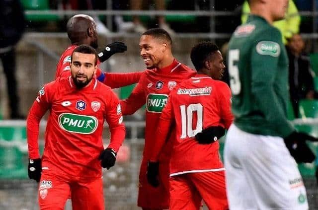 Soi keo Dijon vs Lens, 22/11/2020