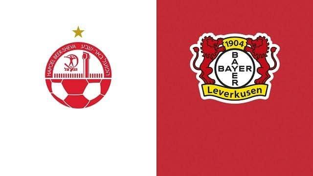 Soi ko Hapoel Be'er Sheva vs Bayer Leverkusen, 06/11/2020