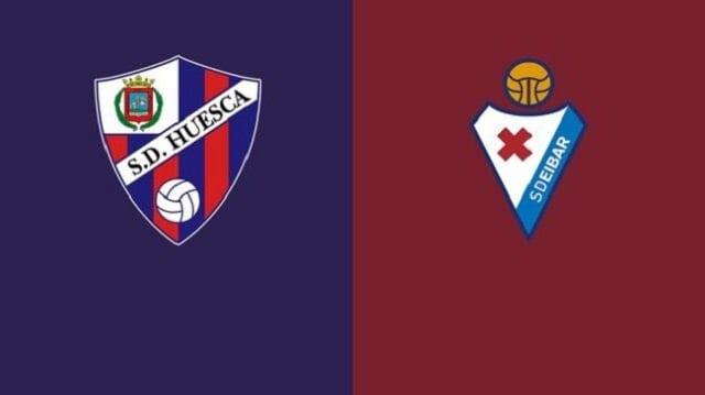 Soi keo Huesca vs Eibar, 8/11/2020