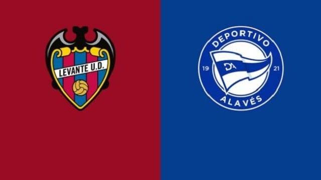 Soi keo Levante vs Alaves, 9/11/2020