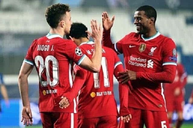 Soi keo Liverpool vs Atalanta, 26/11/2020