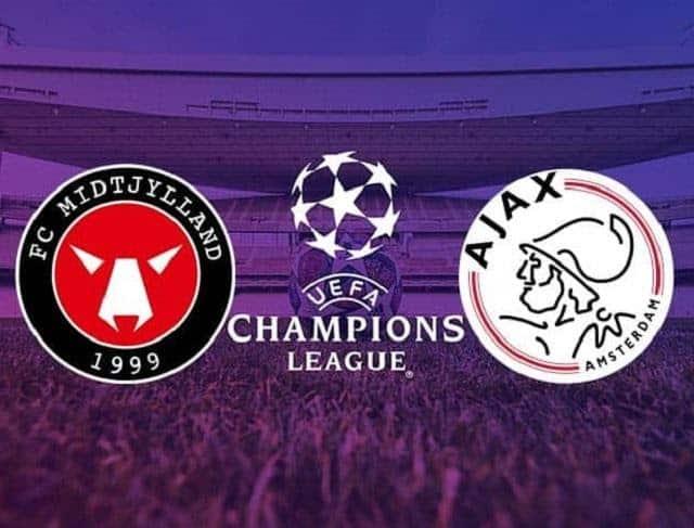 Soi kèo Midtjylland vs Ajax, 04/11/2020