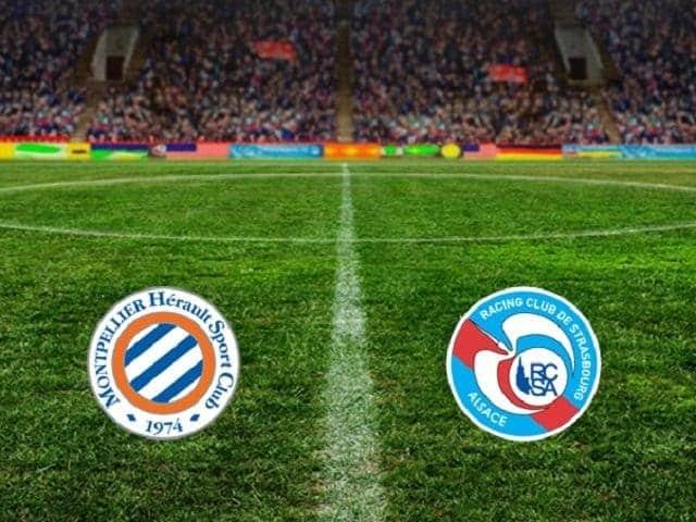 Soi keo Montpellier vs Strasbourg, 22/11/2020