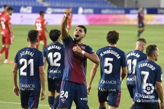 Soi keo Osasuna vs Huesca, 22/11/2020