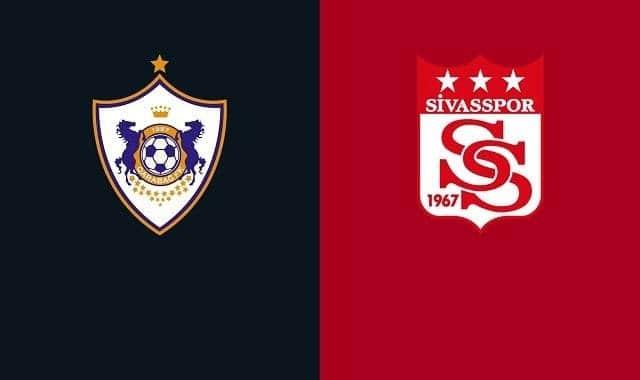 Soi keo Qarabag vs Sivasspor, 27/11/2020