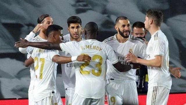 Soi keo Real Madrid vs Alaves, 29/11/2020