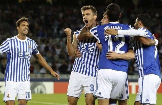 Soi kèo Real Sociedad vs AZ, 06/11/2020