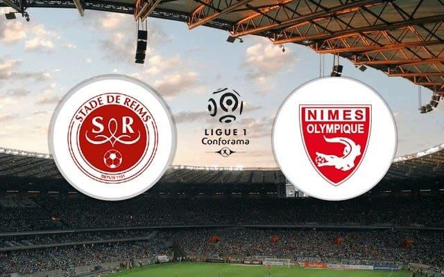 Soi keo Reims vs Nîmes, 22/11/2020