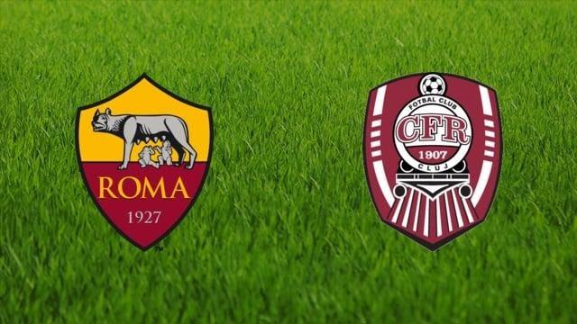 Soi ko Roma vs CFR Cluj, 06/11/2020