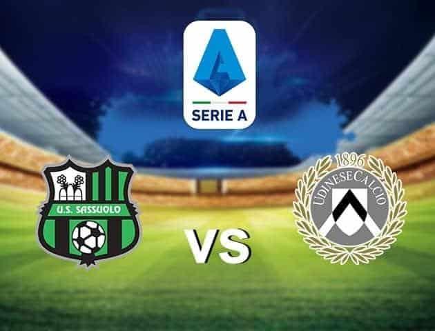 Soi keo Sassuolo vs Udinese, 7/11/2020