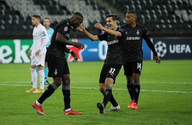 Soi kèo Shakhtar Donetsk vs Borussia M'gladbach, 04/11/2020