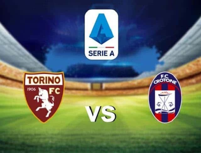 Soi keo Torino vs Crotone, 8/11/2020