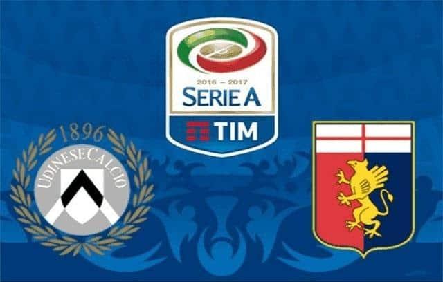 Soi kèo Udinese vs Genoa, 23/11/2020
