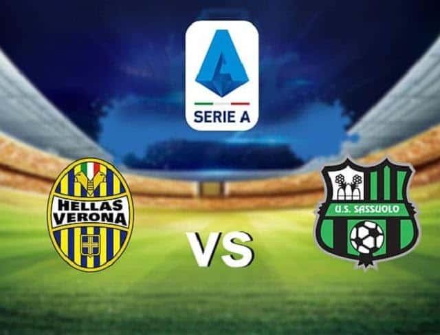 Soi kèo Verona vs Sassuolo, 22/11/2020