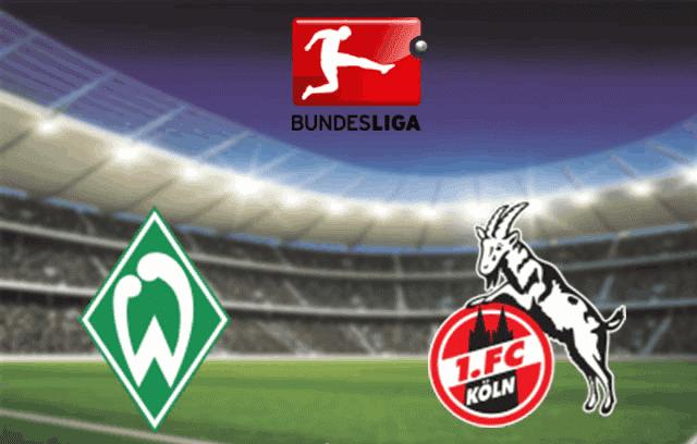 Soi ko Werder Bremen vs Cologne, 7/11/2020