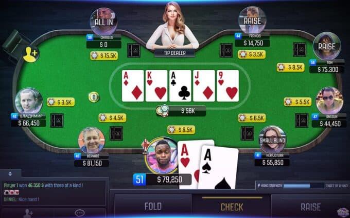 4 buoc de lam quen voi game bai poker
