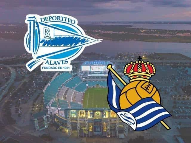 Soi keo Alaves vs Real Sociedad, 07/12/2020