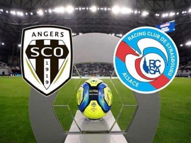 Soi keo Angers vs Strasbourg, 17/12/2020