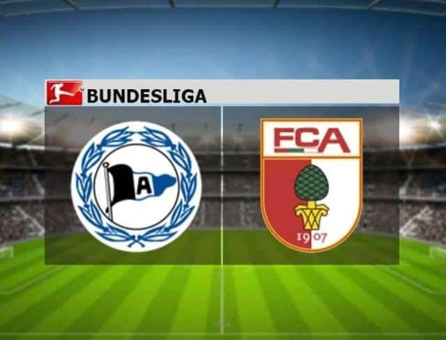 Soi keo Arminia Bielefeld vs Augsburg, 17/12/2020